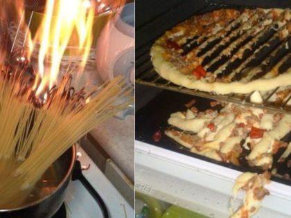 Millennials kunnen niet koken