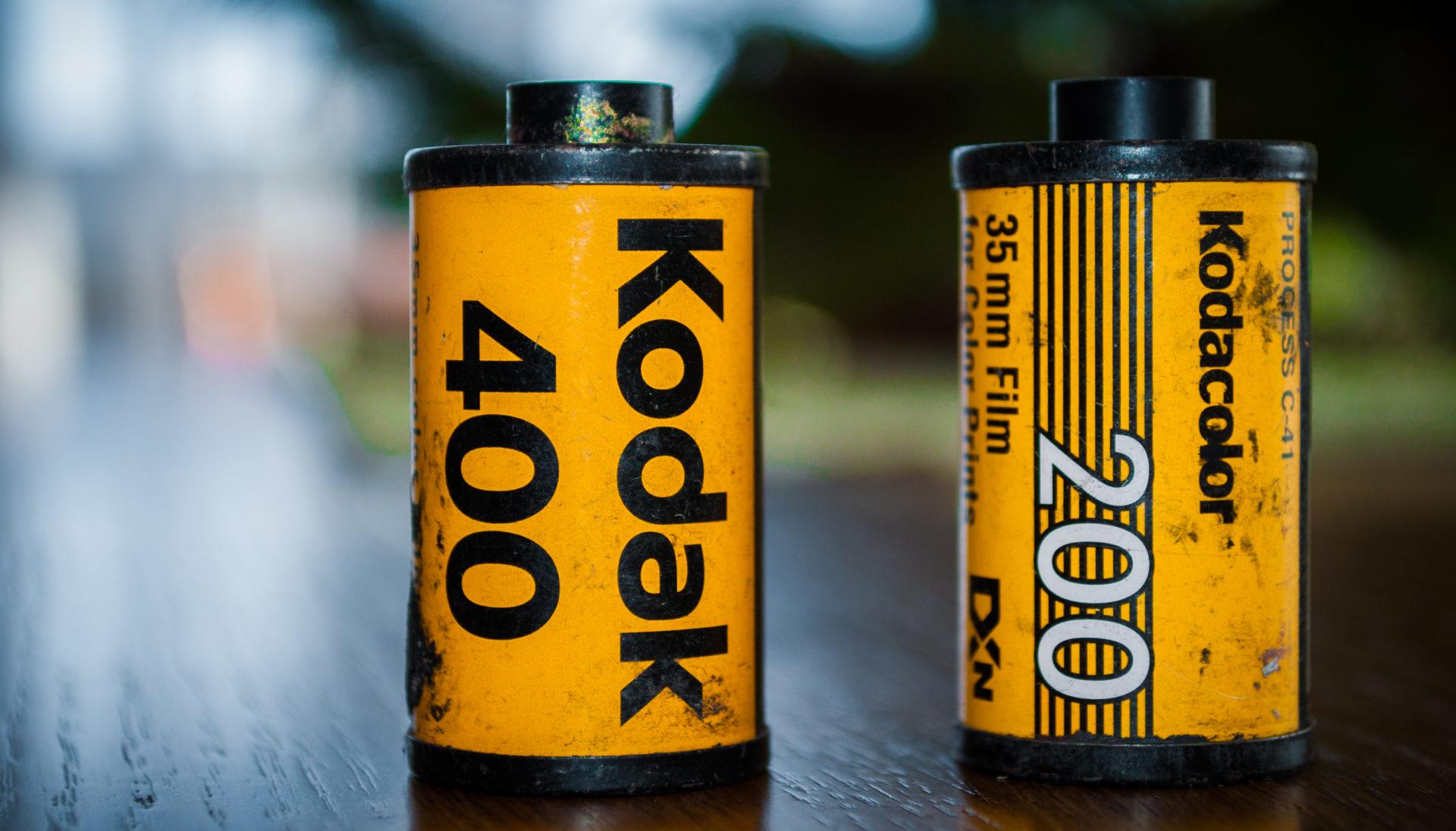 Wie wordt de Kodak in jouw branche?